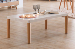 Brand New Felix Coffee Table European Beech 1200x700mm Sydney City Inner Sydney Preview