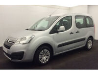 CITROEN BERLINGO MULTISPACE DESIRE XTR VTR 2016 FROM £45 PER WEEK!