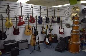 ALL Guitars/Basses/Amps/Music Gear 15% OFF - HOLIDAY Sale! - HBS- Clayton Park - 70 Lacewood Dr