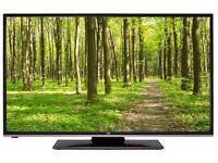 "JVC LT-50C750 Smart 50"" Built in Wifi , Freeview HD ,LED TV"