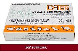 D-TER ANIMAL & B