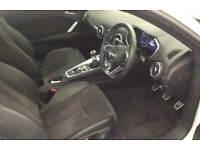 Black AUDI TT COUPE 1.8 2.0 TDI Diesel ULTRA S LINE FROM £83 PER WEEK!