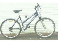 Ladies Savage Stealth bike