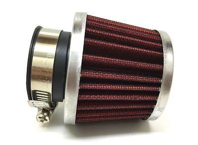 35mm Tuning Sport Racing Renn Luftfilter für Honda CB CY Dax Monkey XL 50 80 J ()