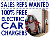 D2D Sales Reps Req'd to Promote 100% FREE Home EV Chargers - *** £250 PER WEEK BASIC *** Sheffield