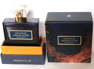 Crabtree & Evelyn Assam Outhe EdP 100ml wenige Malle benutzt