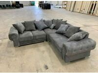 MASSIVE SALE NOW ON SOFAS CHESTERFIELD CORNER SOFA AVAILABLE
