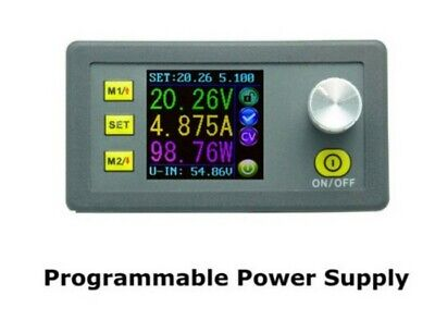 Dps 5005 Programmable Power Supply Cccv Lithium Battery Charger
