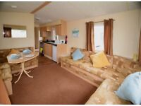 Lovely 3 bed holiday home for the whole family 2010 Abi Vista 36'x 10' Stone's throw from the beach!