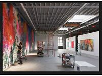 Brand New Art Spaces / Offices available to rent in East London with bills included.