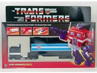 Transformers G1 Optimus Prime Reissue US Seller ko ships immediately