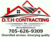 DTH CONTRACTING INC