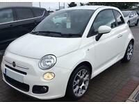 Fiat 500 S FROM £31 PER WEEK!