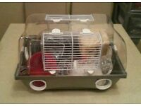 Hamster cage set **SOLD PENDING COLLECTION**