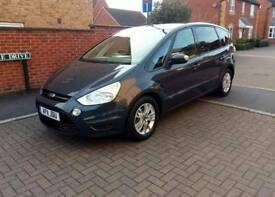 2011 Ford S-max 2.0 TDCi ZETEC 7 Seater Diesel , 140 bhp ,