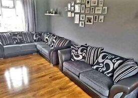 Increase Your Home Beauty With Brand New Shannon Corner Couch & 3+2 Seater in Stock Order Now..