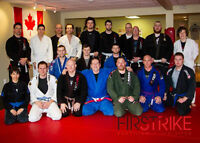 Gracie Brazilian Jiu-Jitsu Martial Arts Classes