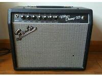 Fender Vibro Champ XD valve guitar amp