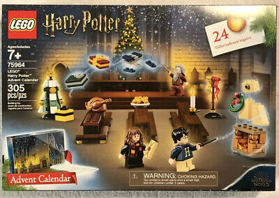 LEGO Harry Potter: 2019 Advent Calendar 75964 New Sealed 305 Pieces