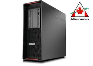 Lenovo ThinkStation P500 WorkStation PC  Intel Xeon E5-1650 V3 3.50Ghz , DDR4 RAM , SSD Drive