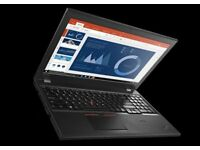 Lenovo Thinkpad laptop T560 15 inch 3k (2880x1620), i5, 12G, 256GB SSD, (not 4k nor x1, xps)