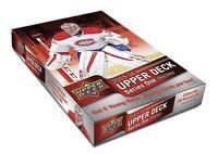 2015-2016 series 1 upper deck hockey case.