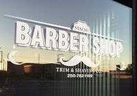 Barber Wanted! Busy Dawson Creek Shop!