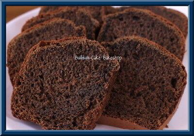 KETO Chocolate Pound Cake Mix ~ Homemade Moist Low Carb Mix~ Sugar free Cake Mix Chocolate Pound Cake Mix