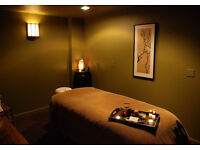 2 Female Massage Therapists in Beautiful Salon Environment