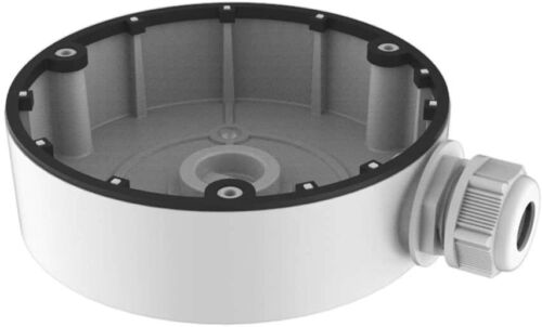 DS-1280ZJ-DM8 Outdoor Conduit Base Junction Box for Dome Camera DS-2CD23xx serie