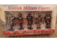 Westair Scottish Military figures