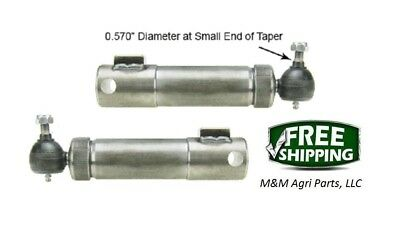 Power Steering Cylinders Massey Ferguson Tractor Mf 240 250 253 360 362 20f 30e