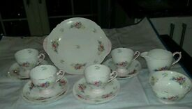 Shelley part tea set