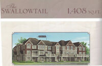 Brand New 3 Bedroom Townhouse in the Preserve in Oakville