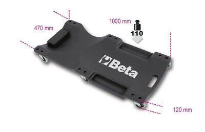 BETA 3003 - Camilla para debajo del coche de plástico a prueba...