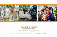 Specialist Wedding Videographer and Photographer