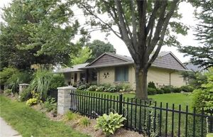 Prestigous Wesmount area Bungalow for sale. Kitchener / Waterloo Kitchener Area image 1
