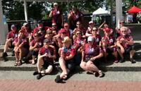 Looking for Dragon Boat Paddlers - no experience needed!