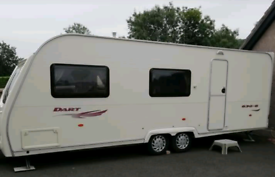 Now sold...Avondale 630-6 2007 6 berth Caravan for sale, with 2 awning