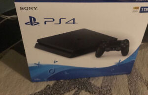 BRAND NEW PlayStation® 4 1TB Slim Core