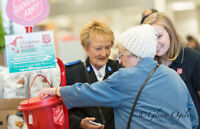 Salvation Army Christmas Kettle Volunteers Needed!