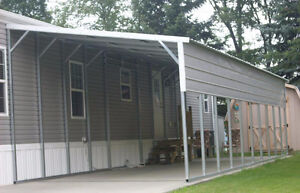 Steel Carports, Garages, Pole Barns... London Ontario image 9