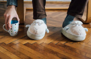 Take Care of Angry New Yorkers in Your Slippers (Work from Home)
