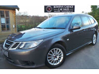 2008 SAAB 9-3 LINEAR SE 1.9TID 150 AUTO - LOW MILES - 7 SERVICES - NEW CAMBELT
