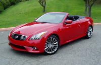 WANTED : INFINITI G37 / Q60 CONVERTIBLE MANUAL **CASH IN HAND**