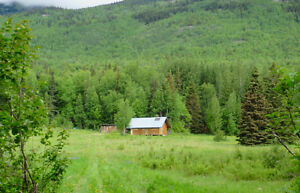 TELEGRAPH CREEK WILDERNESS!  PropertyGuys 143821