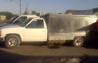 Coffee / Catering Truck (w/ Route) For Sale