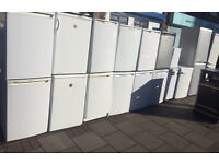 Undercounter fridge freezer tested by engineer neat n cleaned with Warranty