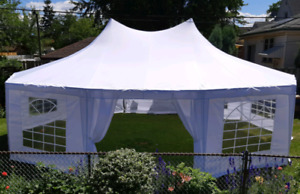 Rent this stunning wedding/ event tent