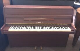 Yamaha Eterna   Modern Piano   Compact   Tuned   Free Delivery!